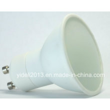 Cerâmica 2835 SMD 2700k GU10 Teto LED Spot lâmpada lâmpada
