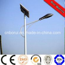 Estrada solar da luz de rua do diodo emissor de luz IP65 usando