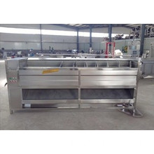 200-250kg Potato Chips Production Line