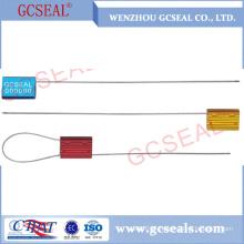 Selo do cabo da segurança do recipiente do oem de 1.5mm