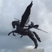 pegasus sculpture bronze