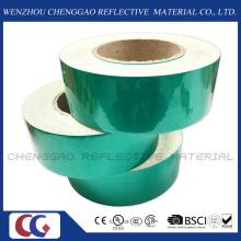 Grüne selbst selbstklebende reflektierende Folie Safety Tape (C1300-OG)