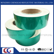 Green Self Adhesive Reflective Sheeting Safety Tape (C1300-OG)