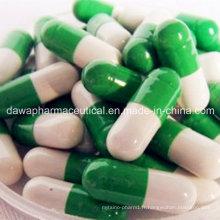 Capsule analgésique antipyrétique standard de GMP + ibuprofène
