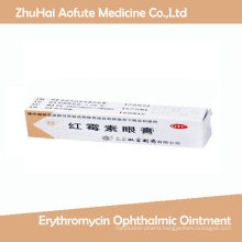 Erythromycin Ophthalmic Ointment for Eye Care