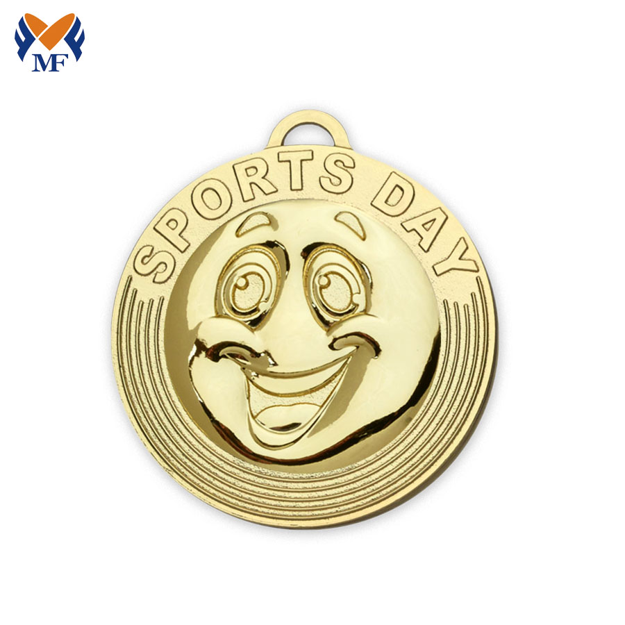 Metal Simle Medal