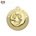 Metal simle award medals for kids race