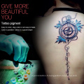 Encre permanente de tatouage de maquillage de colorant sûr de tatouage