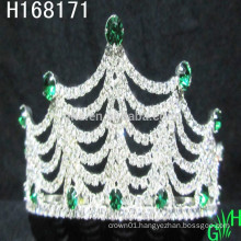 wholesale blue rhinestone tiaras and crowns