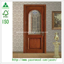 Solid Door Graceful Room Door French Solid Door