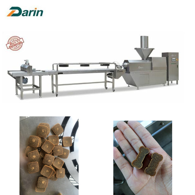 Dog Application Jerky behandelt kalte Extrudiermaschine
