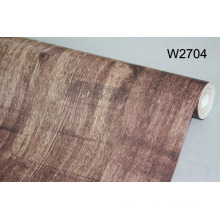 Wood Grain PVC Film for Furniture