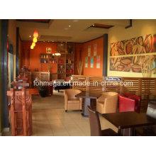 Mobília moderna da loja do café da chegada nova (FOH-CSF1)