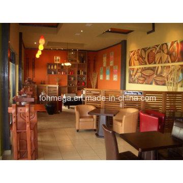 Neue Ankunft moderne Cafe Shop Möbel (FOH-CSF1)