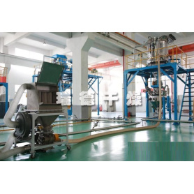 Dilute phase pneumatic conveying system manufacturers custom