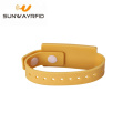 Fitness Event Smart pvc rfid armbänder 13.56 mhz
