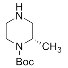 Chimique chimique chirale n ° 169447-70-5 (S) -N-Boc-2-méthylpipérazine