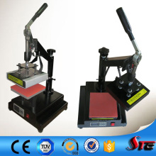 Manual T Shirt Logo Heat Transfer Machine