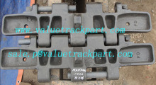 Track Shoe Pad for KOBELCO CK1600 Crawler Crane Undercarriage Parts