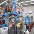 Línea de producción de paneles de espuma fenólica