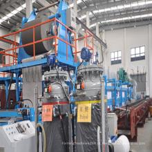 Linha de produção de painel de espuma fenólica