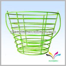 Hot-sale colorido em pó revestido de boa qualidade em aço inoxidável Wire Basket