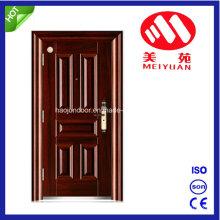Iraq Steel Door para proyecto, puerta de seguridad