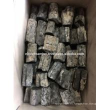 Venta caliente de alta calidad Laos Binchotan carbón de leña carbón de leña / carbón blanco de eucalipto