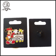 Fumetto del Mouse metallo badge pin emblema