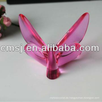 Gute Qualität Crystal Butterfly Figur für Weihnachtsgeschenke