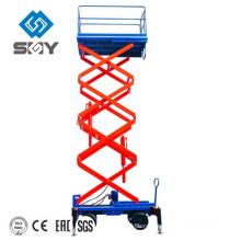 Movable Electric Scissor Lift Table