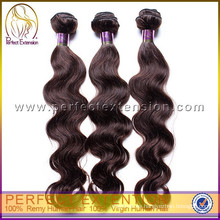 Dropship Supplier 2014 Super Quality Body Wave Extensiones de cabello humano Miami