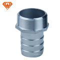 raccord de tuyau de raccord de tuyau fileté en acier inoxydable