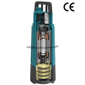 Démarrage automatique et arrêt haute pression grand débit multimodes roue jardin Submersible pompe avec interrupteur à pression intérieure