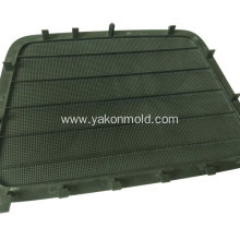Auto plastic injection mold Speaker Fret mold