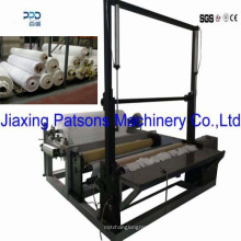 China Supplier Fully Auto Non-Woven Fabrics Slitting Machinery