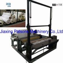 China fornecedor totalmente automático não-tecidos máquinas de corte maquinaria
