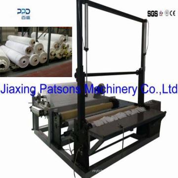 China Supplier Fully Auto Non-Woven Fabrics Slitting Machinery