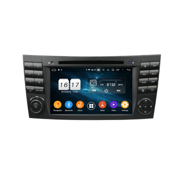 W211 audio per auto Android 9.0