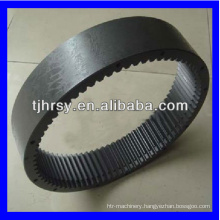 Steel inner tooth gear