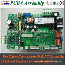 dvd player pcba FR4 immersion gold sensor pcb board assembly pcb assembly shenzhen