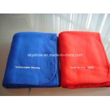 Maßgeschneiderte 100 % Polyester Polar-Fleece-Decke (SSB0104)