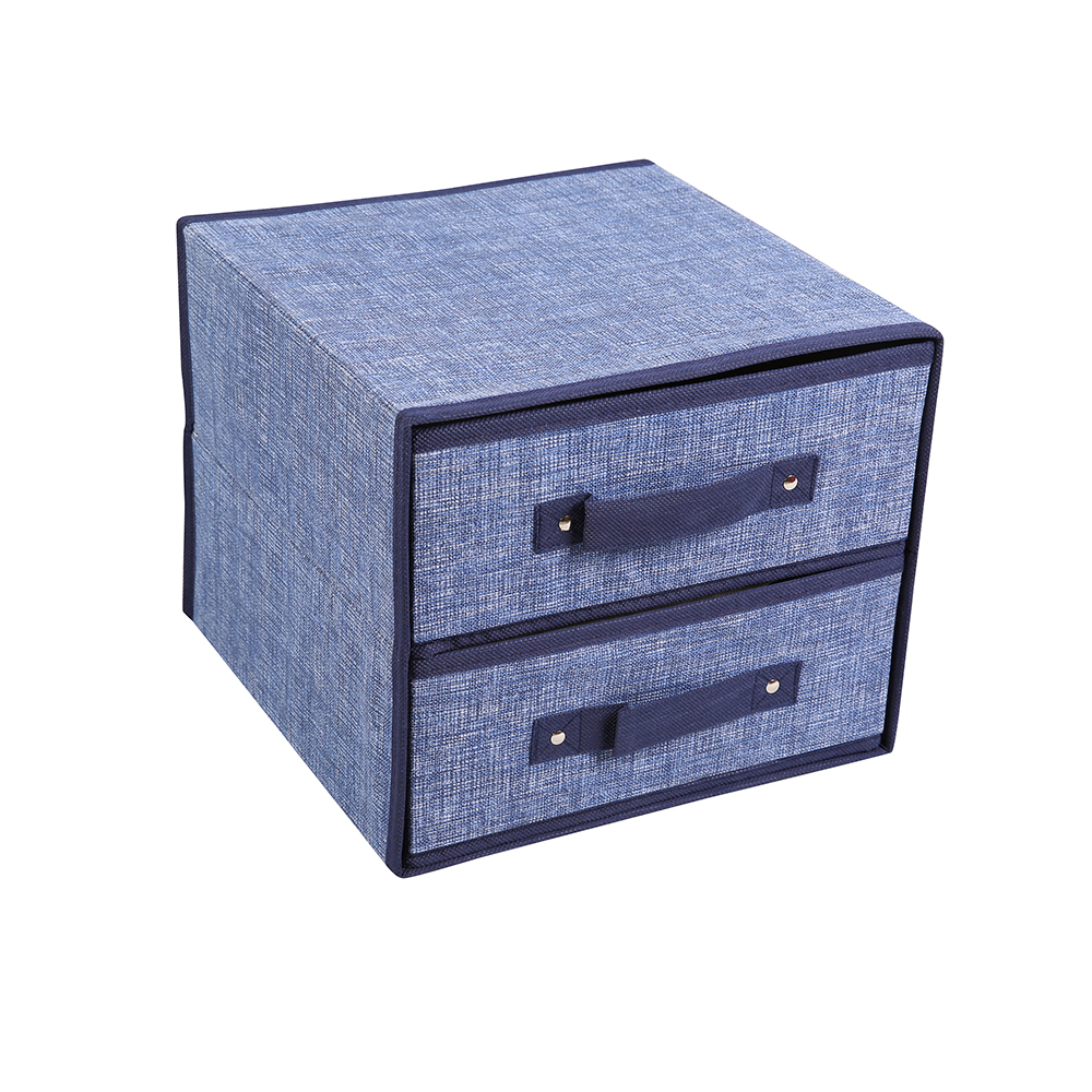 Double Layers Drawers For Closet
