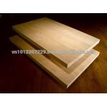 Papier en caoutchouc Finger Joint Panneau stratifié / panneau / plan de travail / comptoir / dessus de table
