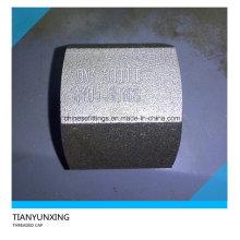 A105 3000lb geschmiedete Carbon Steel NPT Gewindekappe
