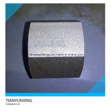 A105 3000lb Forged Carbon Steel NPT Threaded Cap