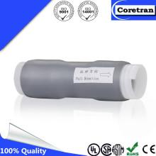 Fácil operación de ahorro de tiempo de goma de silicona Cold Shrink Tube