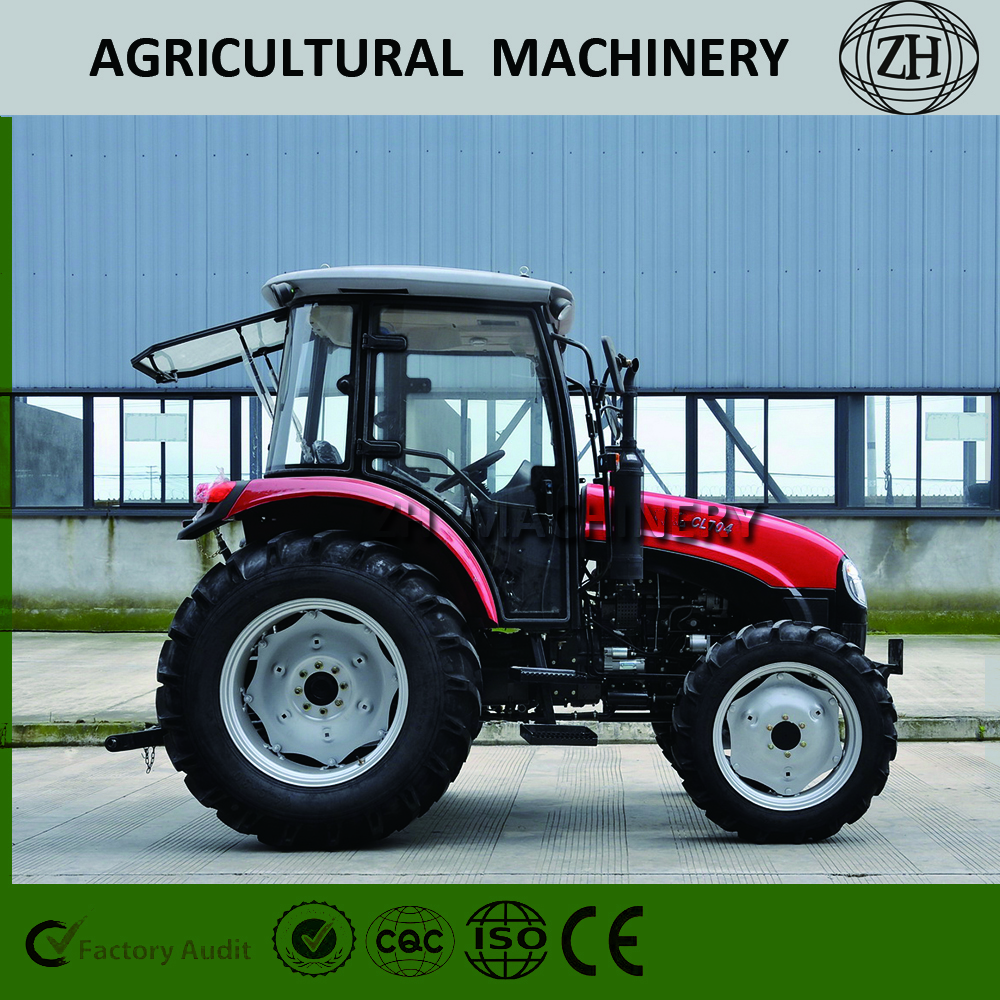 Fuel-Efficient Farm Tractor Passed CE and ISO