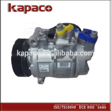 OE calidad aire acondicionado compresor para bmw 64526911340