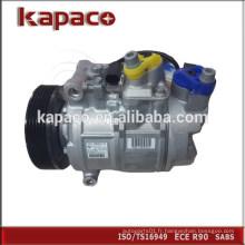 OE compresseur d'air de qualité AC pour bmw 64526911340